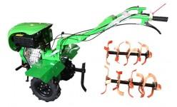 Motocultivator pe Motorina GL9D GreenLand 9.0HP + Freza