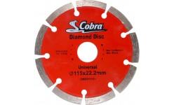 DM011151 Круг отрезной115мм, универс.алмазный DMD011151