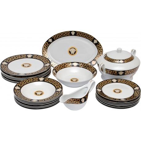 Set de masă de porțelan Dona23