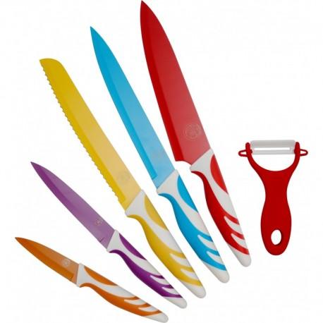 Set de cuțite M-888 Global Metal