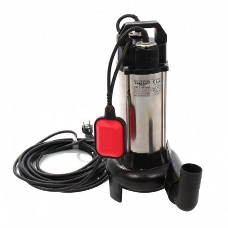Pompă submersibilă de drenaj 1100W PST 1100 Wasserkonig