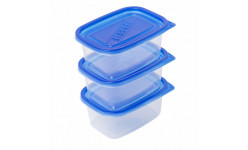 Set vase din plastic 3 buc. 06HA114-3 Storage