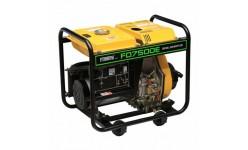Generator diesel 5kW QR5000GF00 Firebird
