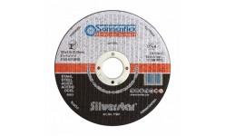 Disc pe metal 125 mm Silverstar125*1.6*22.23