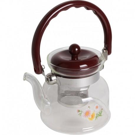 Ceainic din sticlă 800 ml 1012-1 70133799