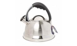 Чайник из нержавейки со свистком BH9978BK