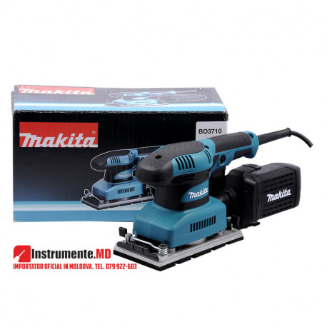 Masina de slefuit alternativ 190W BO3710 Makita