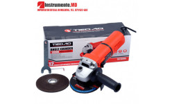 TD11508A Șlefuitor unghiular (Angle Grinder) 115/125mm 1000W TIEDAO
