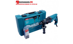 HR2470X9 Ciocan rotopercutor SDS-PLUS 780W 24mm cu set de burghiuri Makita