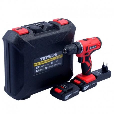 Burghiu pentru metal M2 HSS - 8x75x117 mm TAC110801 TOTAL