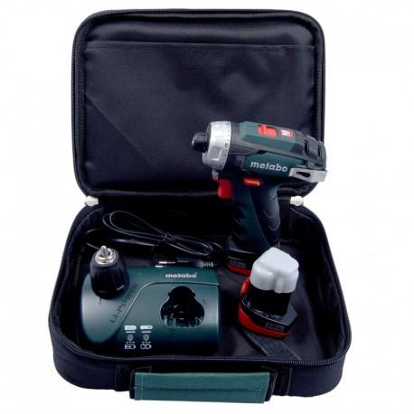Burghiu pentru metal M2 HSS - 12x101x151 mm TAC111201 TOTAL