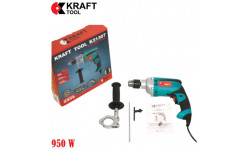 Электродрель ударная 950W K21307 Kraft Tool