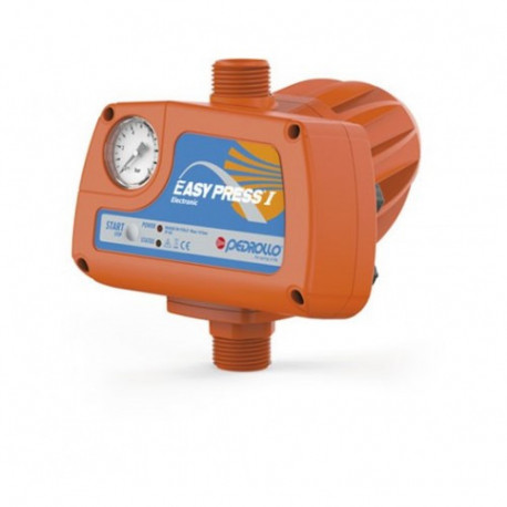 Regulator el. de pres. + Manometru, (0.75 kw) 50066/215P PEDROLLO