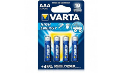 Baterii-4buc Varta Micro High Energy 04903121414