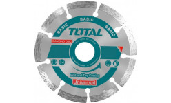 Disc cu diamant p/u beton 125mm, TAC2111253 TOTAL