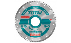 Disc cu diamant p/u beton 230mm, TAC2132303 TOTAL