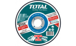 Disc pe metal 125mm TAC2211253 TOTAL