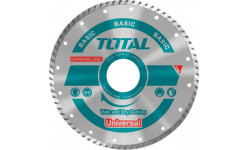 Disc cu diamant p/u beton 125mm, TAC2131253 TOTAL