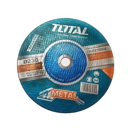 Disc pe metal 230mm TAC2212302 TOTAL