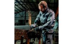 Plasa abraziva circulara 125mm GR.40 EGA