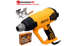 Fen industrial, INGCO HG200028 2000W