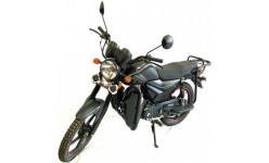 Motocicleta cu motor 49.9cm3 ANDES negru mat