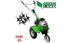 Motocultor pe benzină GreenLand 7.0HP GL7B N + freze