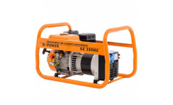Generator pe benzină, 2500W RURIS R-Power GE2500