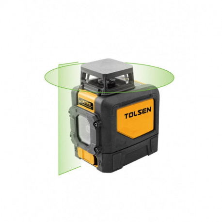 Лазерный уровень с горизонтальной линией на 360 Tolsen 35153