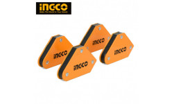 Dispozitiv magnetic pentru sudura set 4buc INGCO AMWH4001